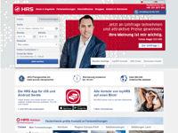 HRS - Europas Hotel Online-Reservierungsportal