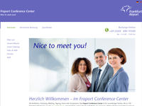 Fraport Conference Center - Fraport AG
