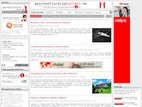 Deutschlands integriertes Geschäftsreise-Portal