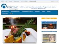 PRO TIME GmbH