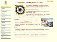 Evang. Augustinerkloster zu Erfurt