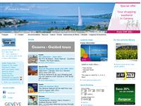 Genf Tourismus & Kongressbüro