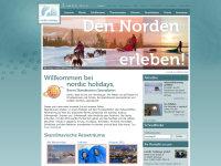 WILLKOMMEN bei nordic holidays - dem Skandinavienspezialisten