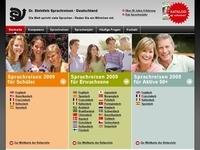 Sprachreisen für Schüler, Erwachsene und Aktive 50+ - Dr. Steinfels Sprachreisen Homepage