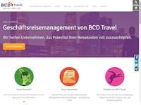 BCD Travel: Ihr Partner für Geschäftsreisen und Geschäftsreisemanagement