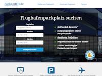 Bis zu 70% beim Parken am Flughafen sparen mit Parkandfly.de