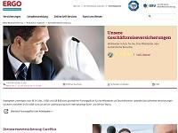 Dienst- und Geschäftsreiseversicherungen